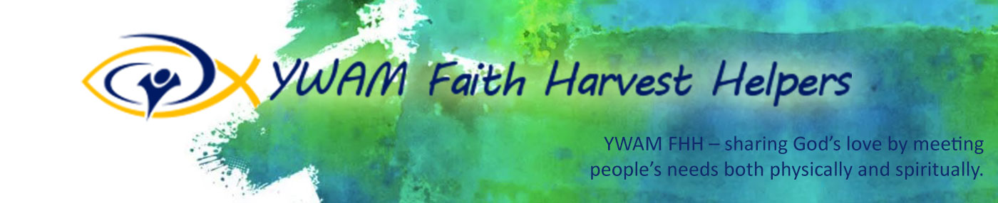 YWAM Faith Harvest Helpers